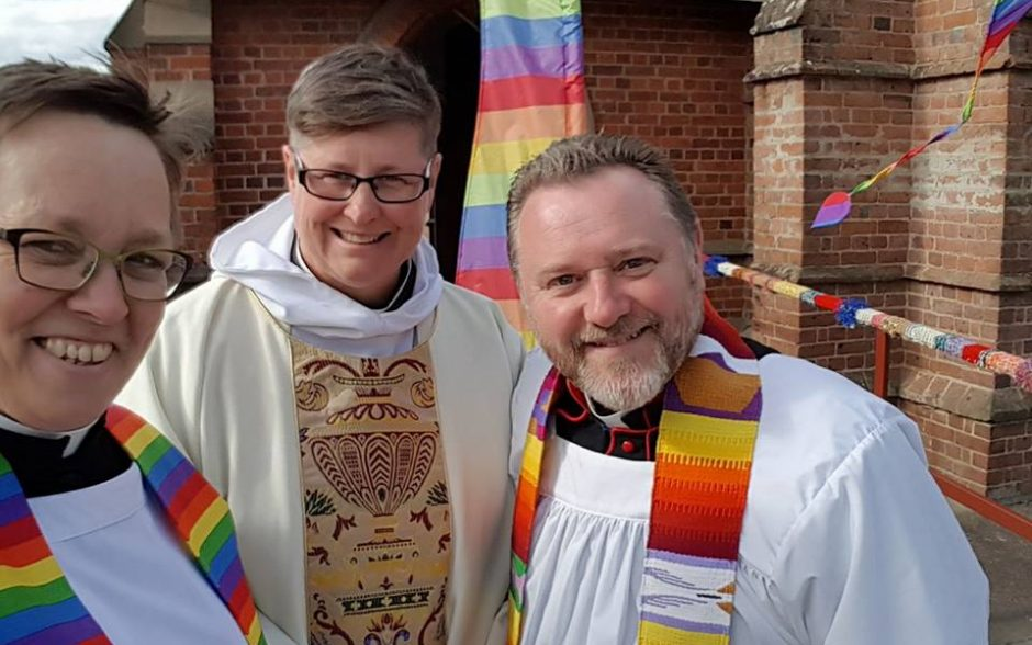 Elca To Vote On Gay Clergy