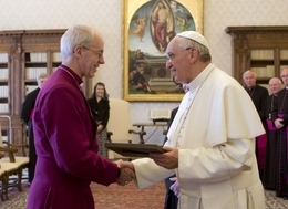 Rome and Canterbury: statements, reports