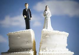 'No fault' divorce
