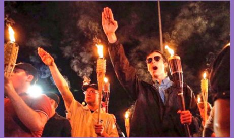 Charlottesville, neo-Nazis and a Presidency under fire