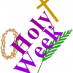 Holy Week Meditations: Saturday 20 April