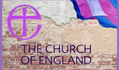 C of E approves transgender liturgies