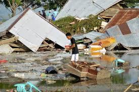 Sulawesi tsunami disaster