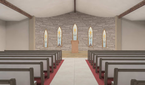 Church is still on!