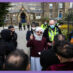 Civil Liberties Who is the prophet in the battle of Batley Grammar?