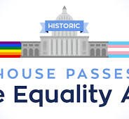 The Equality Act, other symbols of a new era, and the church's response